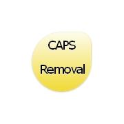 Преобразование КАПСА в нижний регистр (CAPS Removal)
