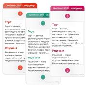 Виджет-информер лучших публикаций (Informer)