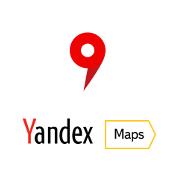 Яндекс карты, Локация пользователей